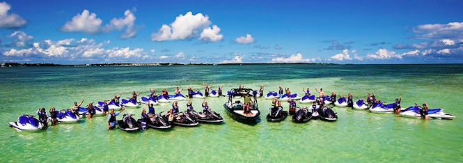 Jetski Rentals at Whale Harbor