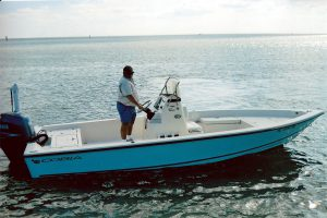 Couple a Bucls Backcountry Fishing Charters