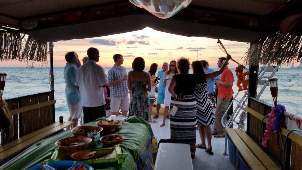 islamorada sunset cruise clearly unique